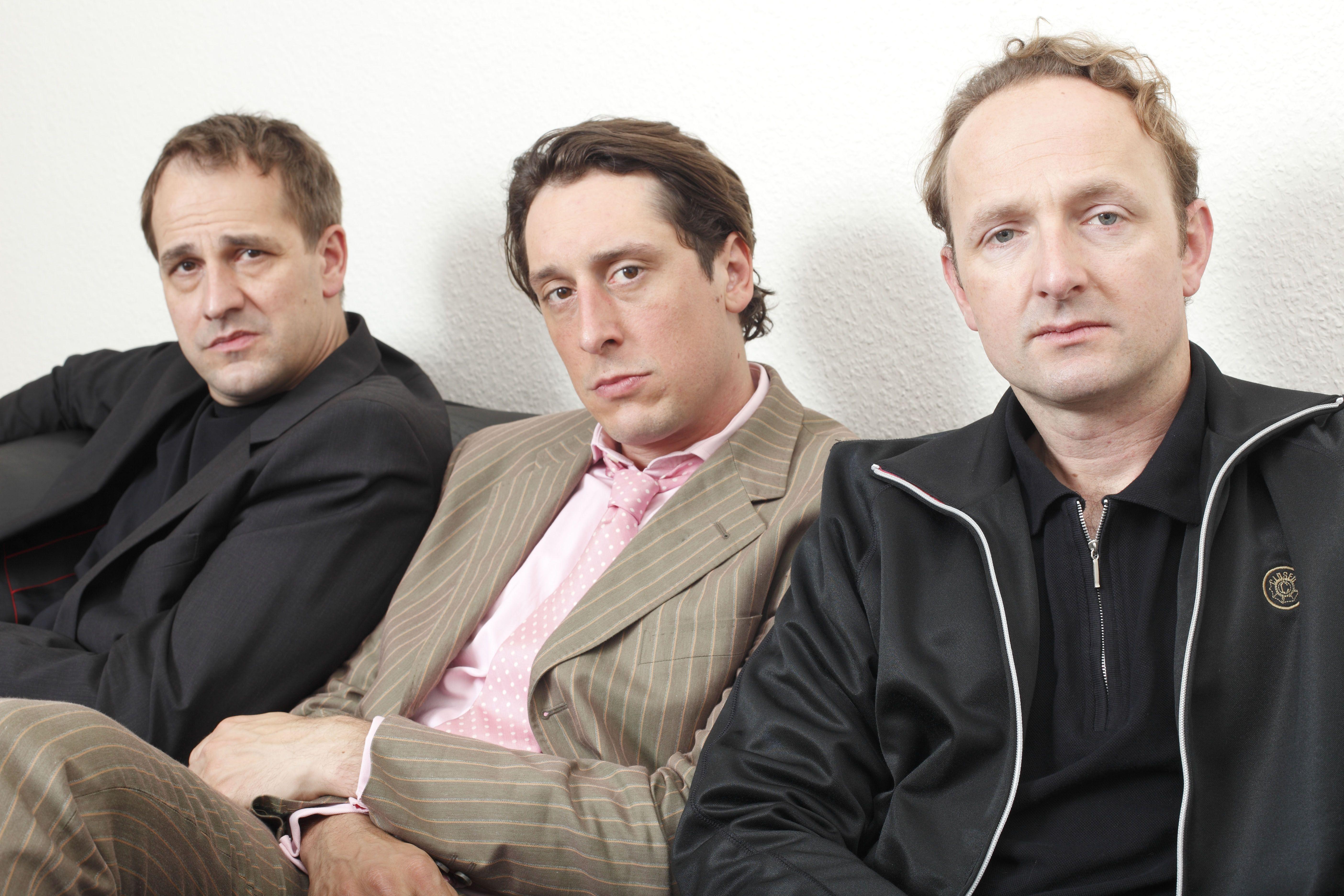 Kunst - v.l.n.r.: Stephan Schad, Hans Löw, Peter Jordan - © Oliver Fantitsch
