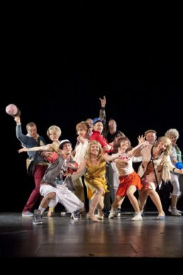 Linie S1 - Ensemble © St. Pauli Theater