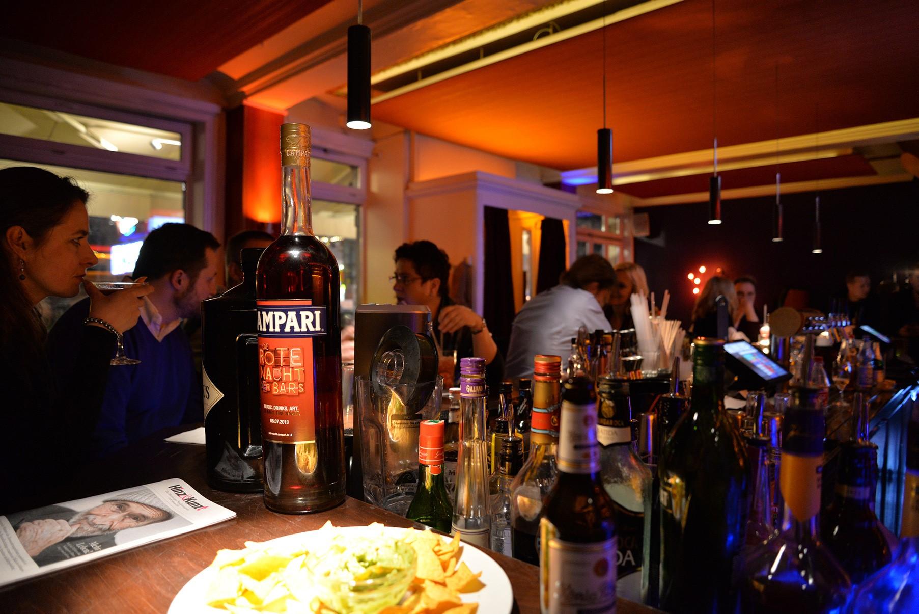 St. Pauli Theater Bar © St. Pauli Theater Bar