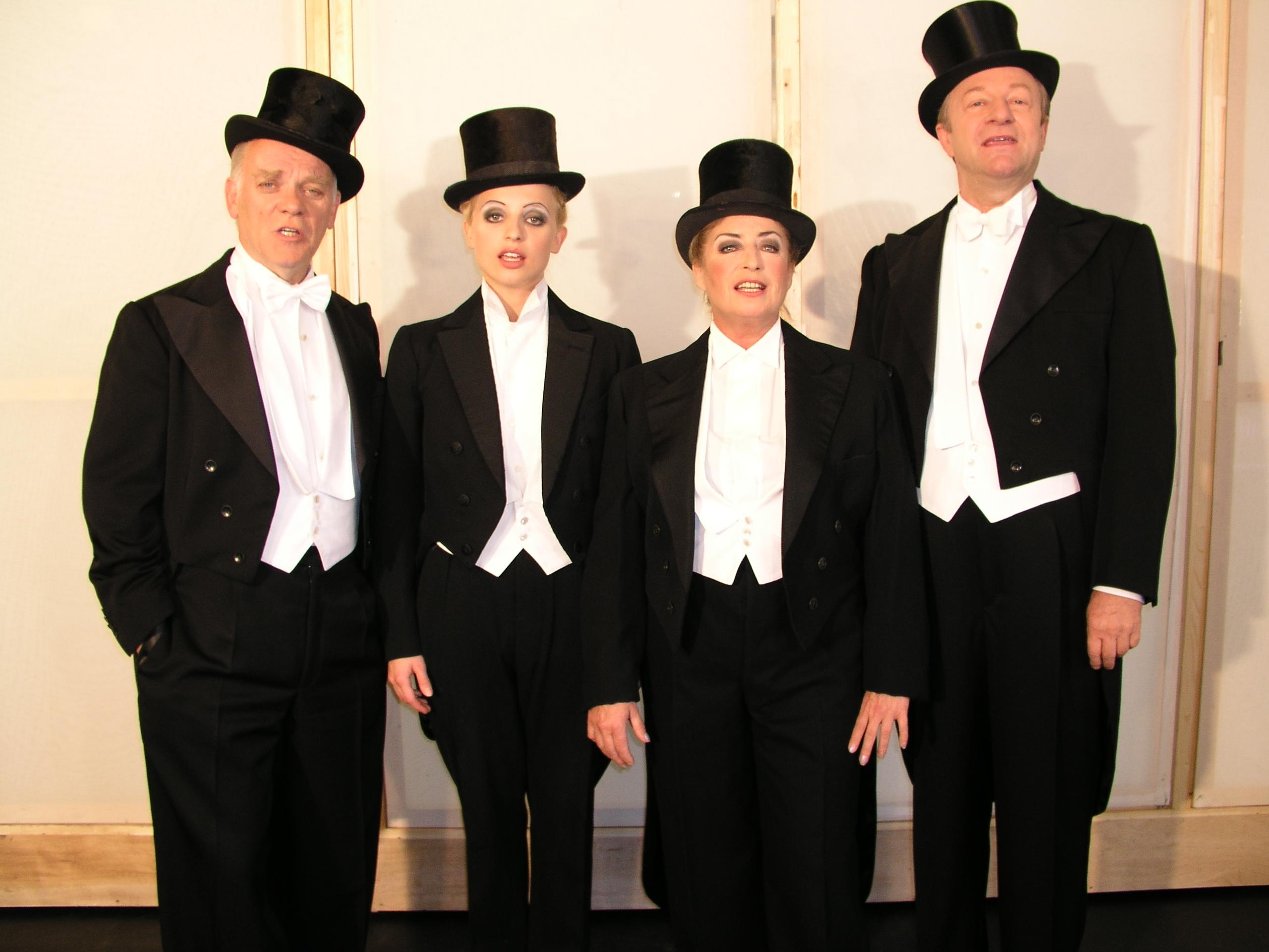 Auf der Reeperbahn - Die St. Pauli Revue - Peter Franke, Anja Boche, Brigitte Janner, Gerhard Garbers