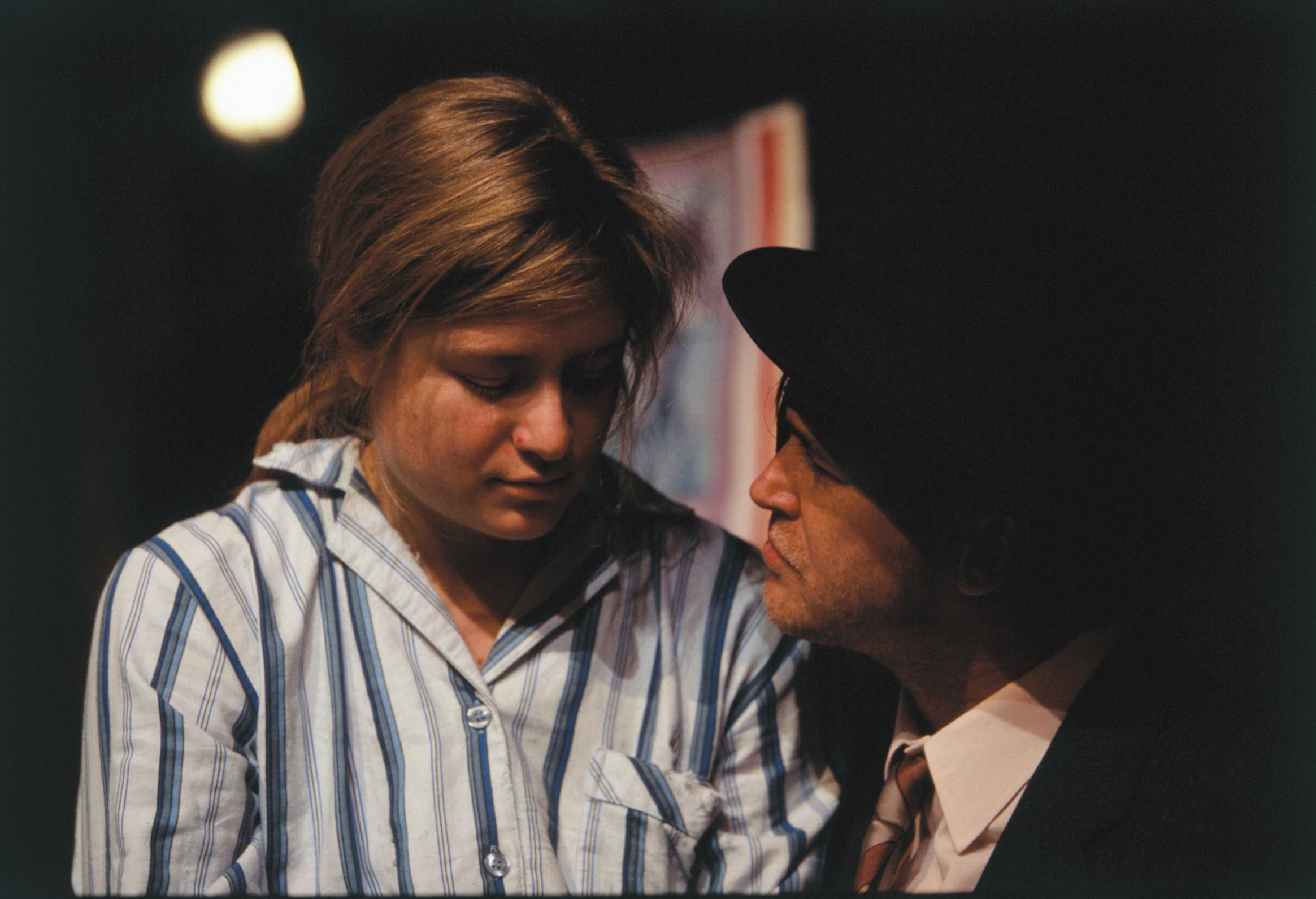 Der bittere Honig - Julia Jentsch, Uwe Bohm - © St. Pauli Theater