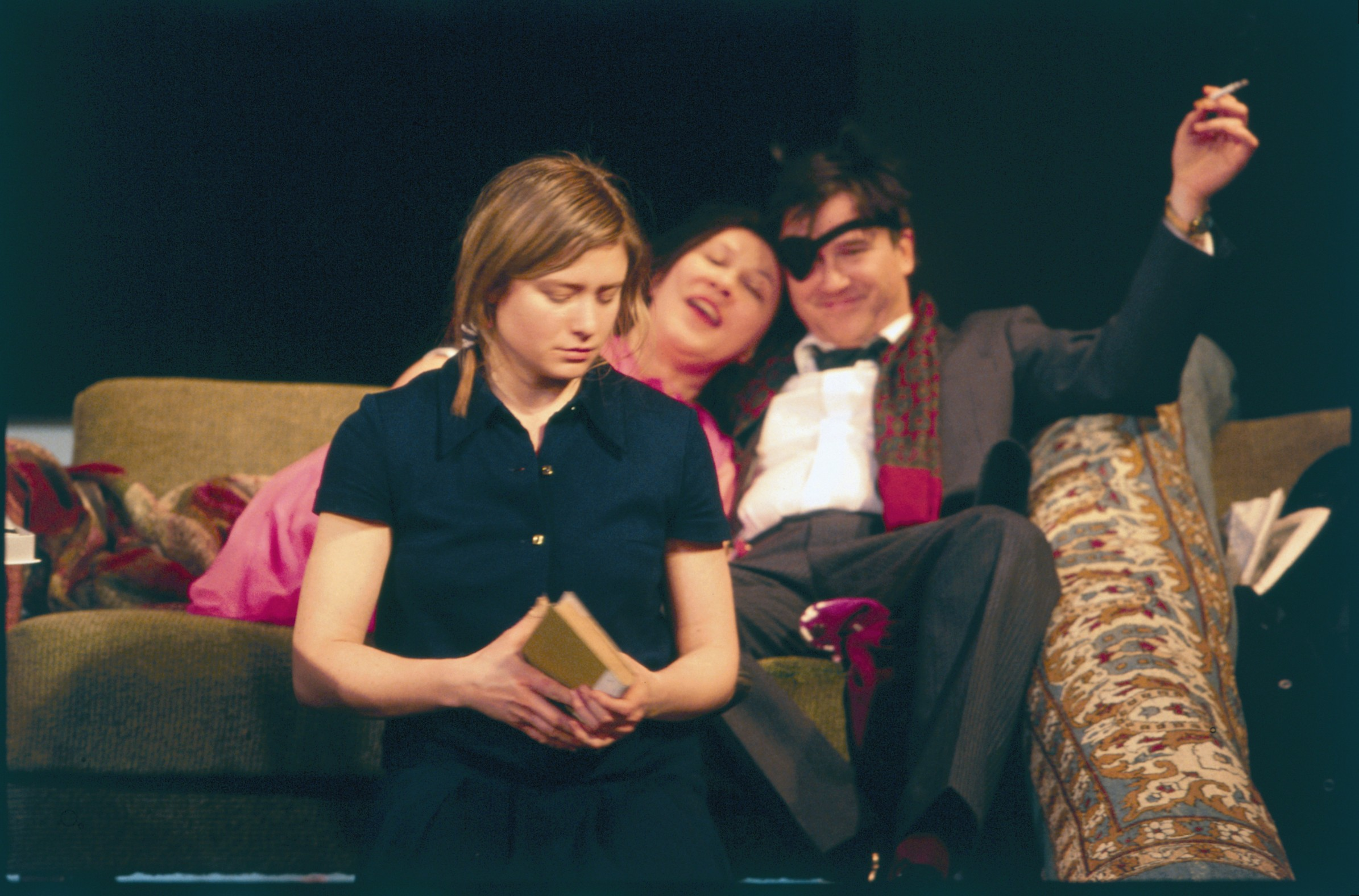 Der bittere Honig - Julia Jentsch, Eva Mattes, Uwe Bohm - © St. Pauli Theater
