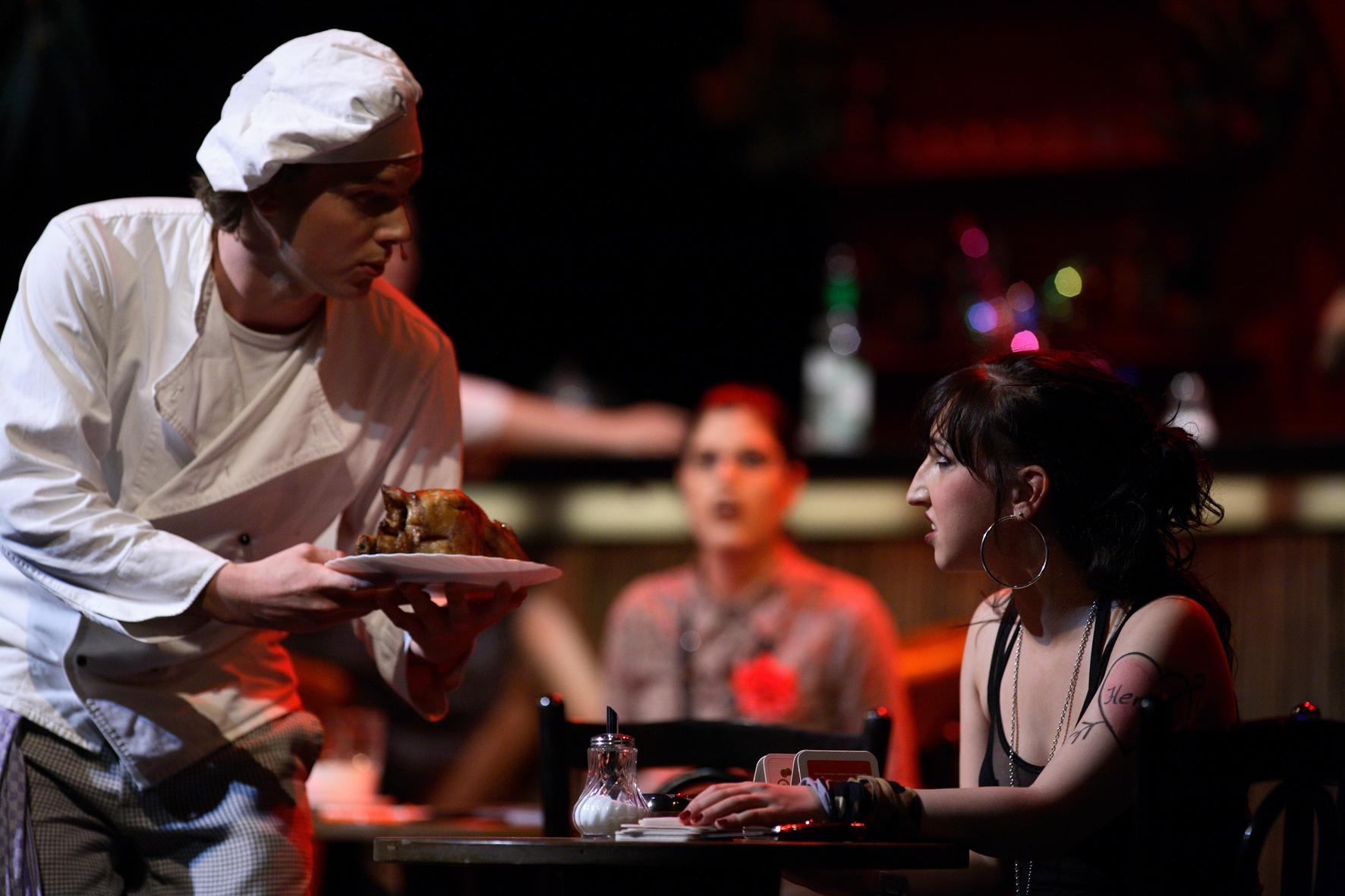 Café Amazonien - Ensemble - © St. Pauli Theater