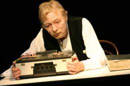 Otto Sander in Das letzte Band -© Momme Röhrbein