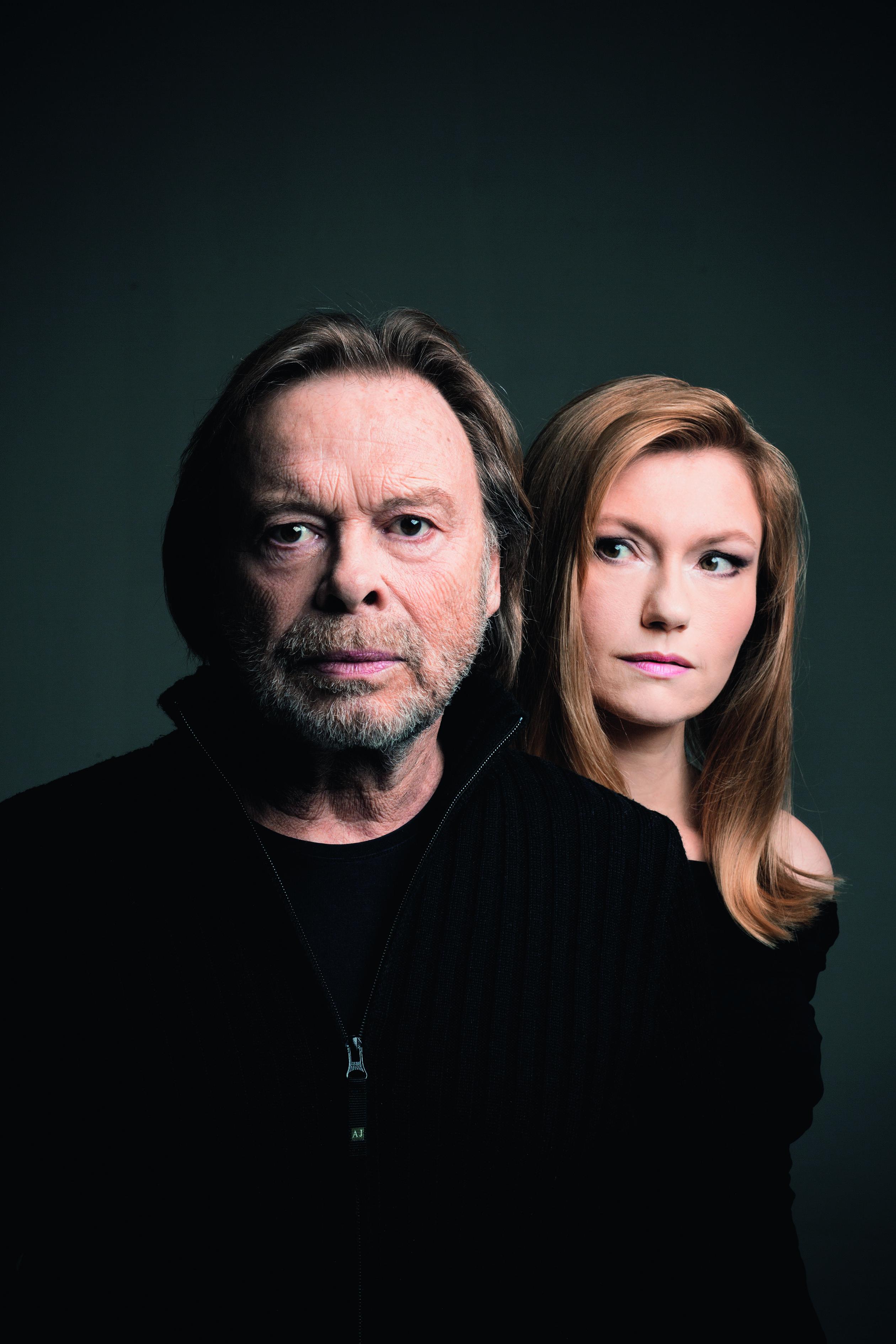 Der Vater, Volker Lechtenbrink, Johanna Christine Gehlen - © Jim Rakete