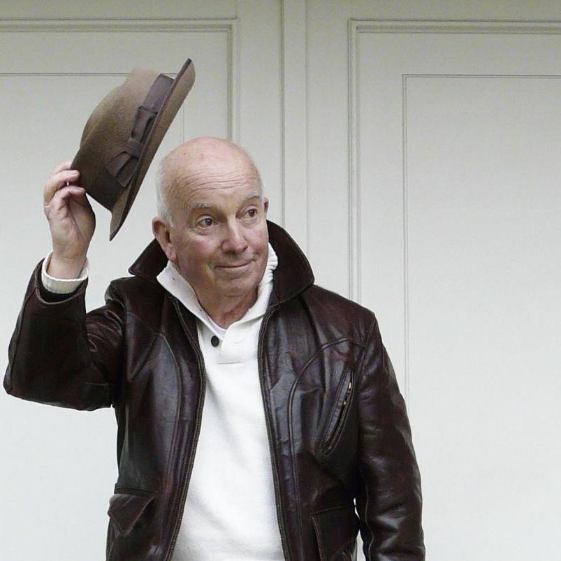 Horst Schroth - Schlusskurve © Birgit Schössow / Abdruck bei Nennung des Fotografen honorarfrei