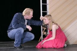 Endstation Sehnsucht - Ben Becker und Johanna Christine Gehlen, © Oliver Fantitsch