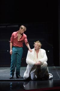 Caligula_Tim Oberließen und Ben Becker © Christina Baumann-Canaval / Abdruck bei Nennung des Fotografen honorarfrei