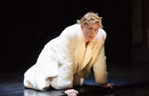 Caligula_Ben Becker © Christina Baumann-Canaval / Abdruck bei Nennung des Fotografen honorarfrei
