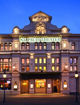 St. Pauli Theater Foto: © Stefan Malzkorn