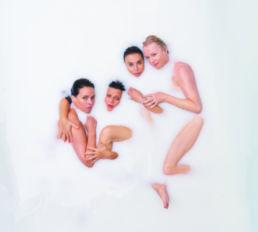 Alte Mädchen - MACHT - mit Ines Martinez, Sabine Urig, Anna Bolk, Jutta Habicht © Harald Hoffmann / Abdruck bei Nennung des Fotografen honorarfrei
