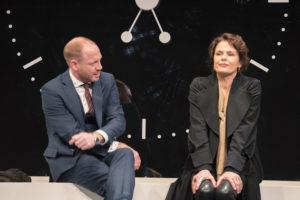 Heilig Abend Mit Barbara Auer, Johann von Bülow Heilig Abend Mit Barbara Auer, Johann von Bülow © Kerstin Schomburg