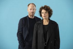 Heilig Abend Mit Barbara Auer, Johann von Bülow Foto: Moog Photography