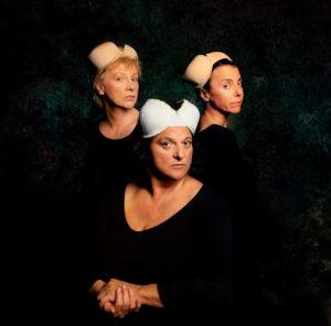 Alte Mädchen - Mit Anna Bolk, Jutta Habicht und Sabine Urig Foto: © harald Hoffmann Abdruck bei Nennung des Fotografen honorarfrei