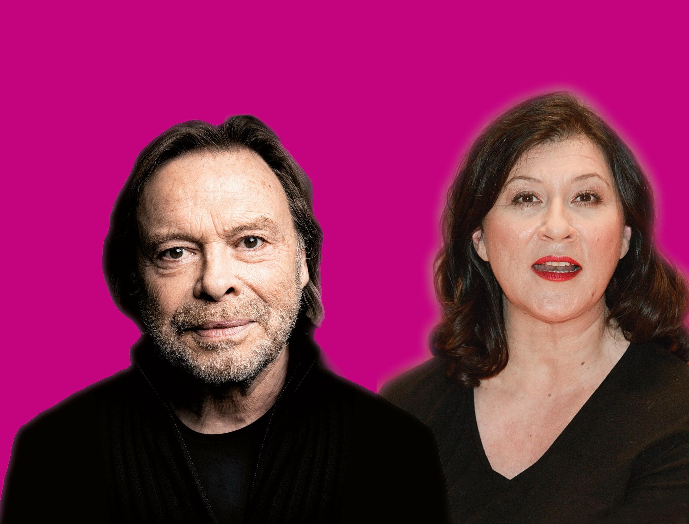 Love Letters Mit Eva Mattes und Volker Lechtenbrink © St. Pauli Theater
