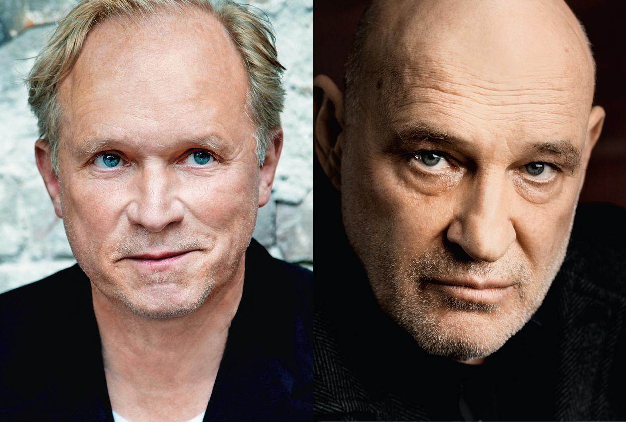 Christian Redl & Ulrich Tukur
